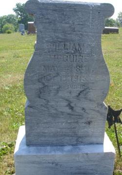 William T McGuire