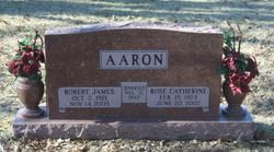 Robert James Aaron, Sr