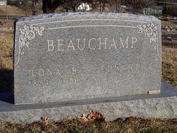 Lona <I>Butler</I> Beauchamp