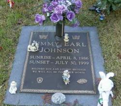 Jimmy Earl Johnson