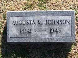 Augusta M Johnson