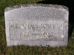 Robert Paul Schur, Jr