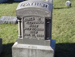 James M. Kleppinger