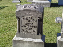 Louisa H. <I>Kleppinger</I> Gable