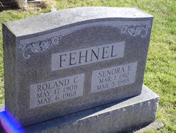 Senora E. Fehnel