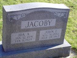 John E. Jacoby