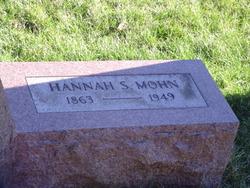 Hannah S. <I>Newhart</I> Mohn