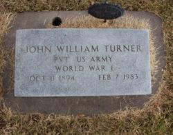 John William Turner