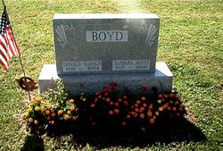 Barbara Ann <I>Scott</I> Boyd