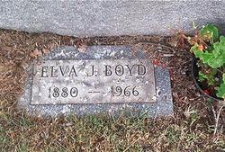 "Elva James ""Elvie"" Boyd"