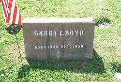 Garry Lee Boyd