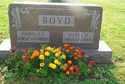 Mabel Margaret <I>McIntosh</I> Boyd