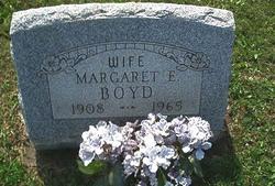 Margaret Ellen <I>Lamp</I> Boyd
