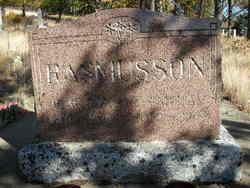 """Emmelya """"Emily"""" <I>Nilsson</I> Rasmusson"""