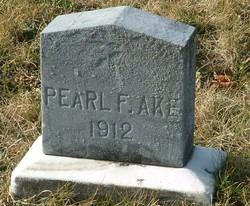 Pearl F Ake