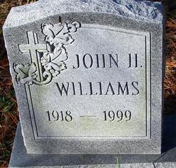 John H Williams