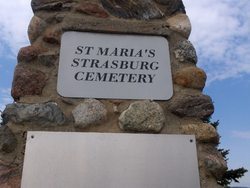 Saint Marias Strasburg Cemetery