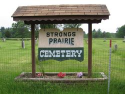 Strongs Prairie Cemetery