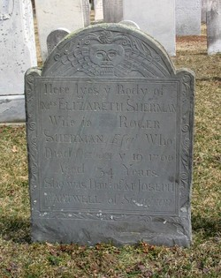 Elizabeth <I>Hartwell</I> Sherman