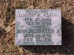 Louisa Anna <I>Huesemann</I> Astor