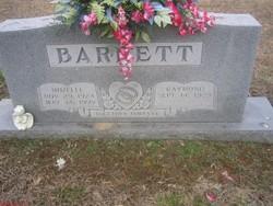 Raymond Barrett