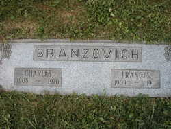 Frances M <I>Caterine</I> Branzovich