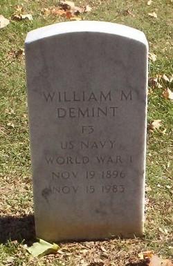 William Merrill Demint