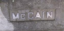 McCain Cemetery (defunct)