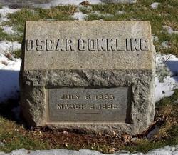 Lieut Oscar Conkling