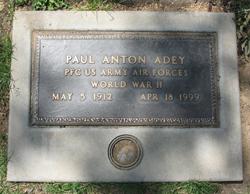 Paul Antone Adey
