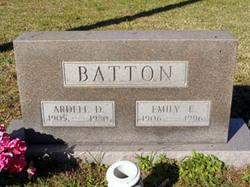 Emily Elizabeth <I>Parmer</I> Batton