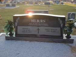 Edith <I>Newton</I> Hilburn