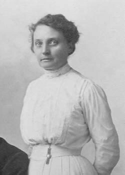 Mary Bertha <I>Chaphman</I> O'Hara