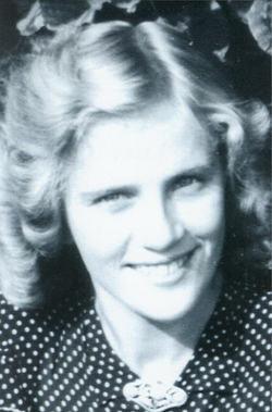 """Ingeborg Viktoria """"Inge"""" <I>Pasnocht</I> Boyd"""