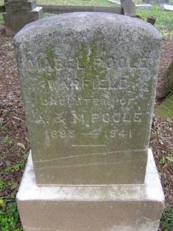 Mabel Margaret <I>Poole</I> Warfield