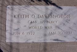 Keith Olsen Darrington