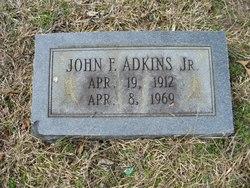 John F. Adkins, Jr