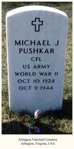 Corp Michael J Pushkar