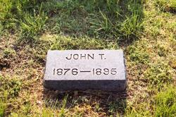 John T. Blackman
