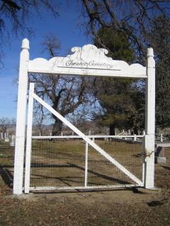 Chrome Cemetery