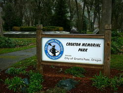 Croxton Memorial Park