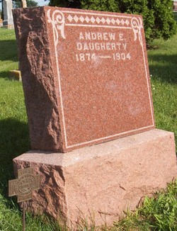 Pvt Andrew E. Daugherty