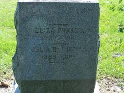Julia Eliza <I>Barnes</I> Drakeley
