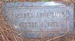 Barbara Ann Bush