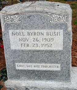 Noel Byron Bush