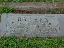 Fredrich Broers