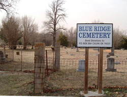 Blue Ridge Cemetery