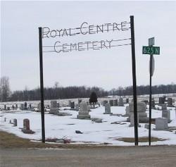 Royal Centre Cemetery