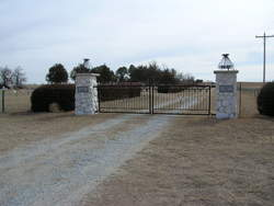 Loup Valley Cemetery