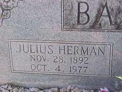 Julius Herman Balzen